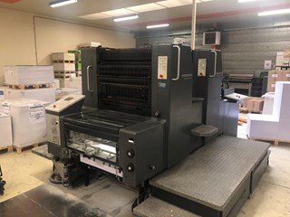 Heidelberg SM 74-2P+ Sheet Fed