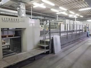 Komori Lithrone LS640C 单张纸胶印机