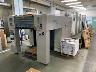 Manroland 700 Gebrauchte Bogenoffsetmaschinen