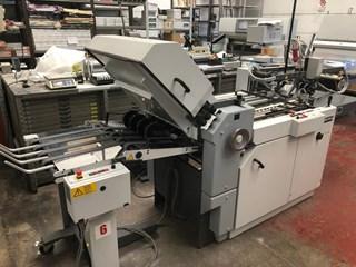 Heidelberg/Stahl T52 Folding machines