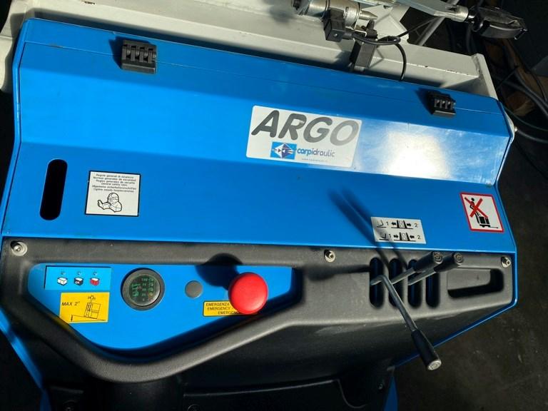 Carpidraulic ARGO