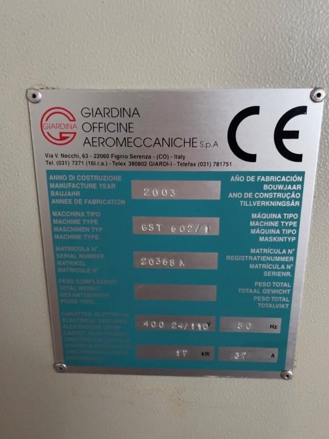 Giardina GST/UV