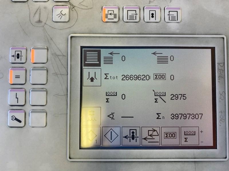 Heidelberg SM74-2P