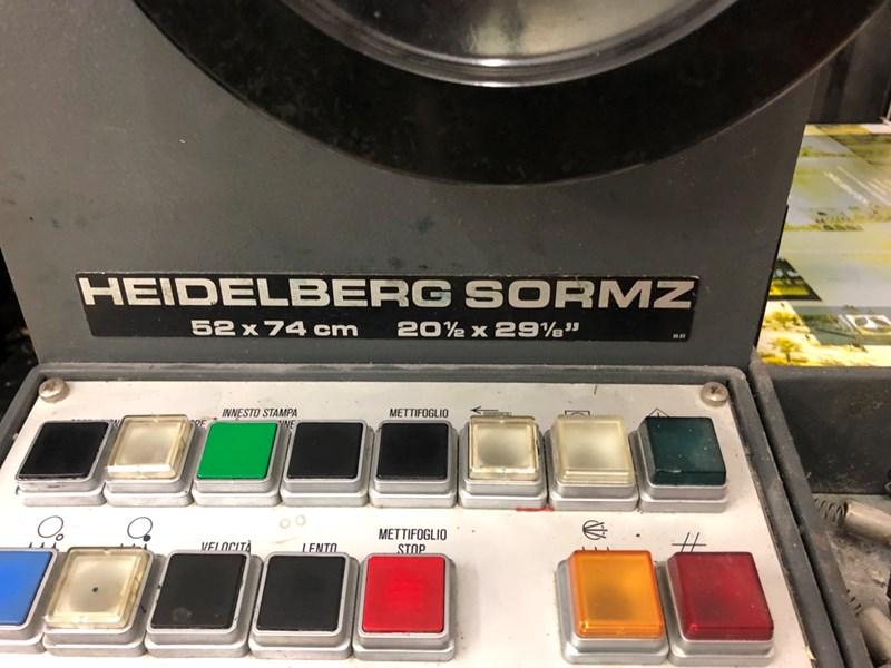 Heidelberg SORM/Z