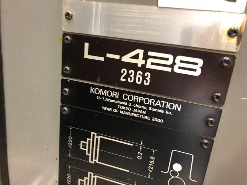 Komori Lithrone L-28