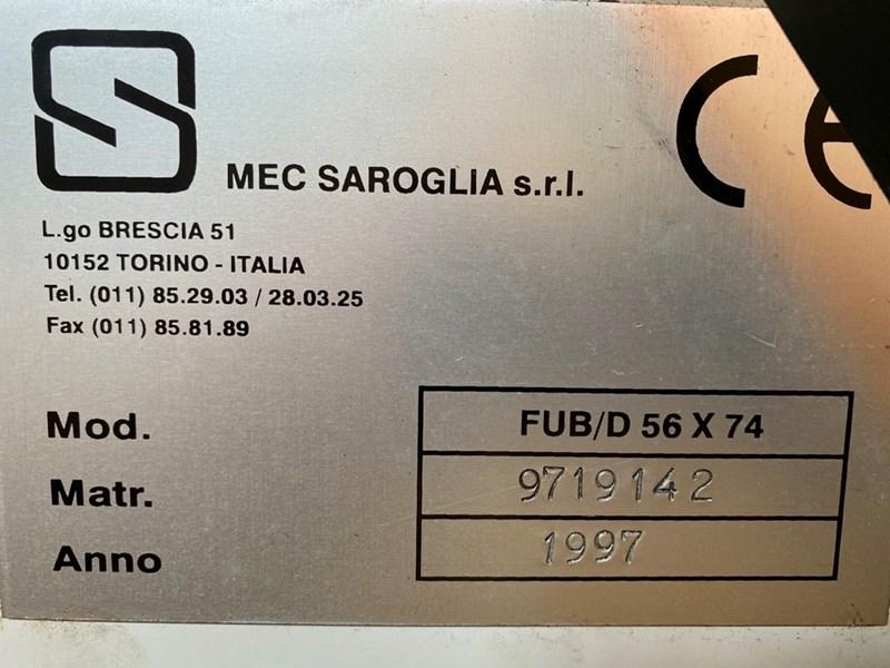 MEC Saroglia FUB 74