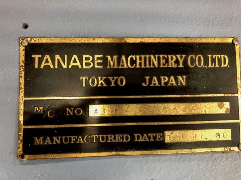 TANABE AFD-C 120 1990