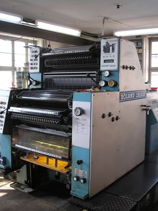 Manroland R202 T Sheet Fed