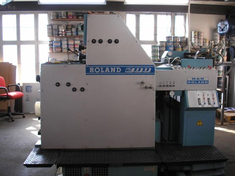 Manroland R202 T