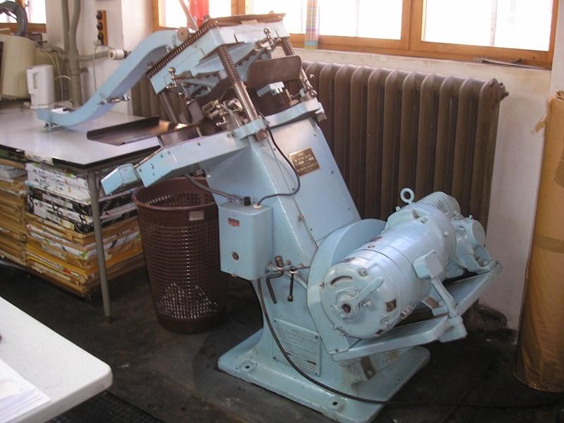 PMC Die Cutting Machine   pressXchange
