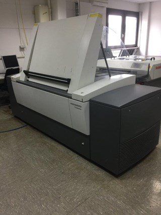 Creo Trendsetter 3244AL CTP-Systems