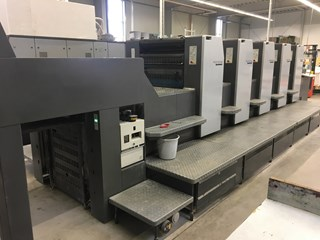 Heidelberg SM 74-5P2 Sheet Fed