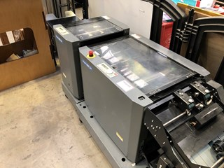 Duplo DBM 120 Booklet Maker Booklet production