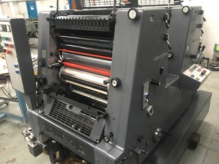 Heidelberg GTO 52 - 2 Sheet Fed