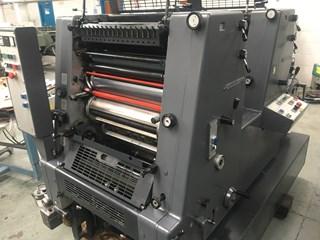 Heidelberg GTO 52 - 2 单张纸胶印机