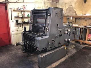 Heidelberg MO-E 单张纸胶印机