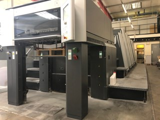 Heidelberg XL 75 - 5P+L Sheet Fed