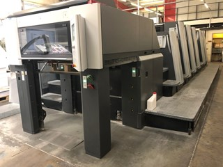 REDUCED PRICE! - Heidelberg XL 75 - 5P+L Sheet Fed