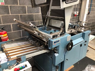 MBO T 500 4-4 Folding Machines