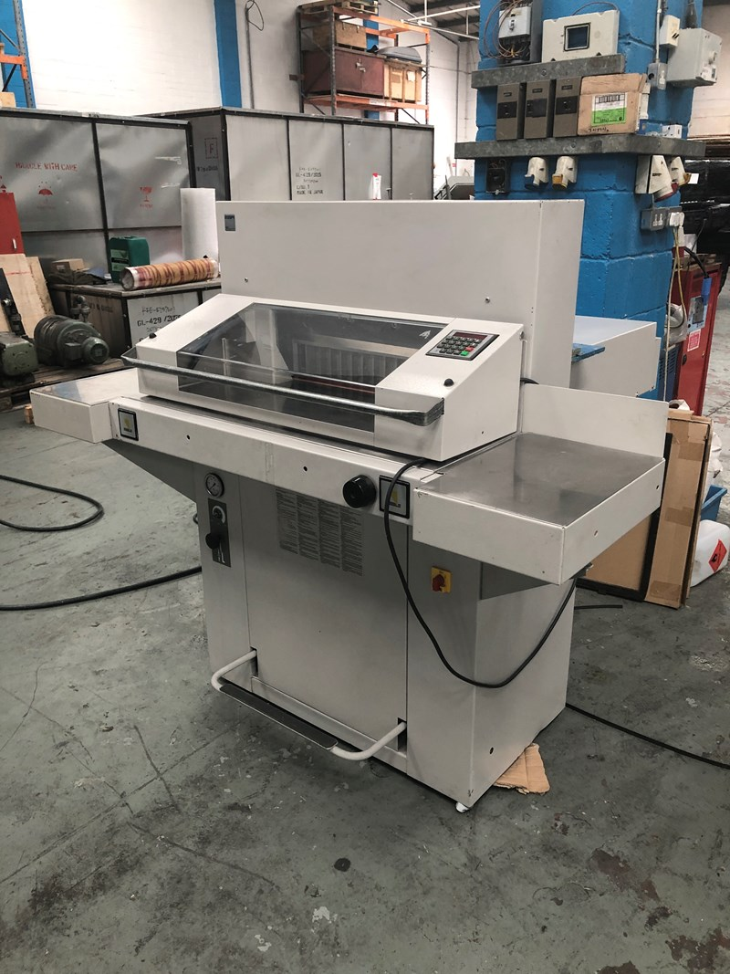 Show details for EBA 550 LT Guillotine