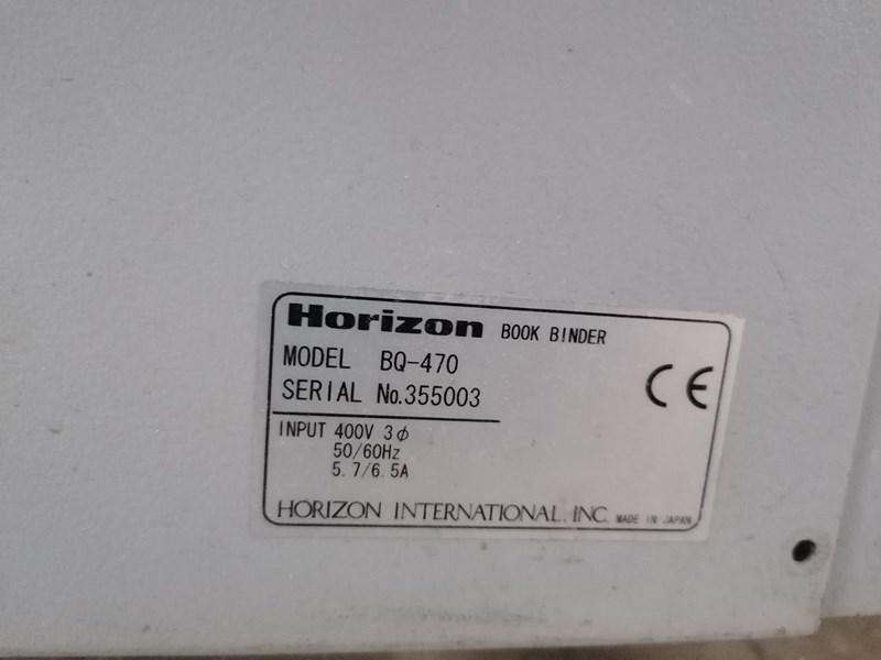 Horizon BQ-470 PUR