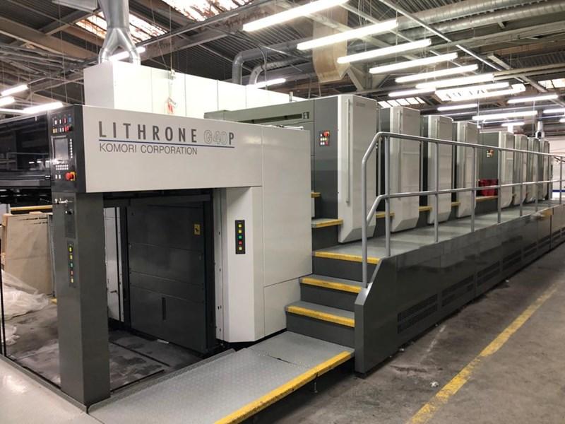 Komori Lithrone GL 840 P (H) H-UV