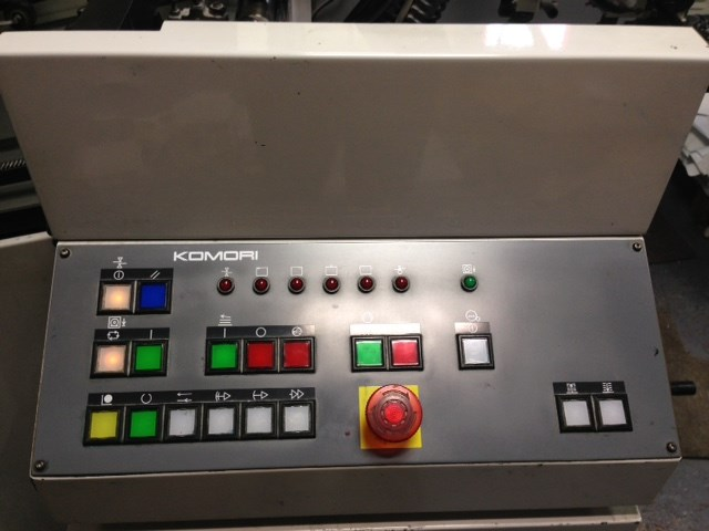 Komori Sprint SII 228