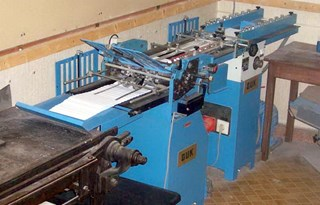 GUK FA 35 Folding machines