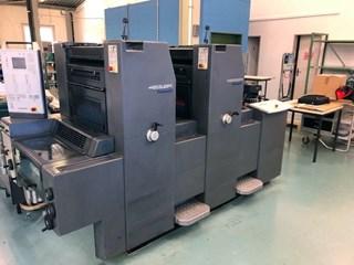 Heidelberg Printmaster 52-2-P Sheet Fed