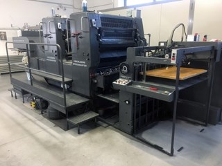 Heidelberg SM 102-ZP Sheet Fed
