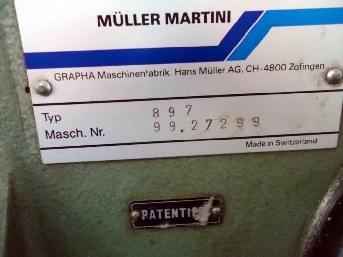 Müller Martini Type 897