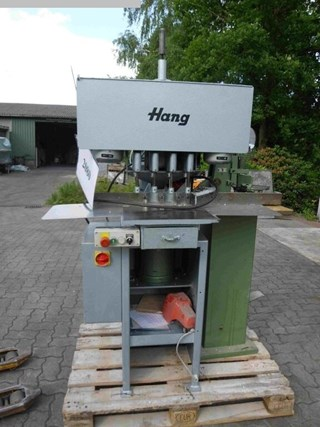 HANG 136-04/4 Paper Drilling & Punching