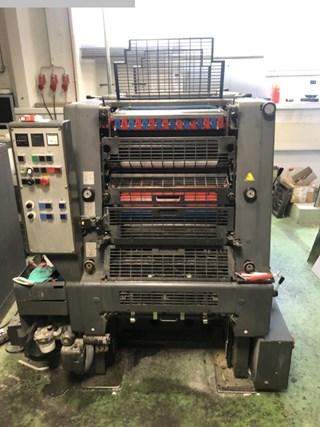 HEIDELBERG GTOZP 52 Machines offset à feuilles