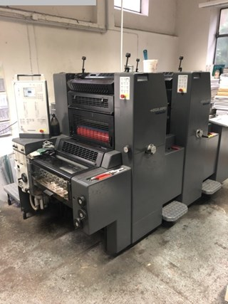 HEIDELBERG PM 52-2 + Version Sheet Fed