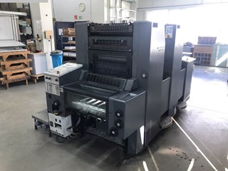 HEIDELBERG SM 52-2 +Version Sheet Fed
