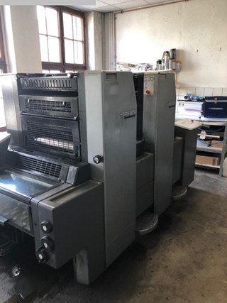 HEIDELBERG SM 52-2-P +Version Sheet Fed
