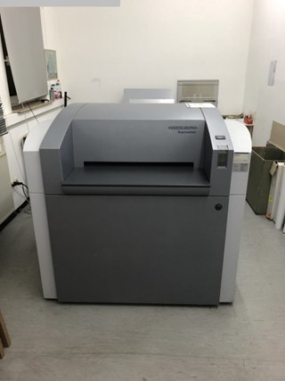 HEIDELBERG Suprasetter A 74 CTP-Systems