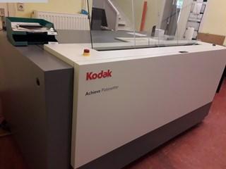 KODAK Achieve T 400 S-speed Platesetter
