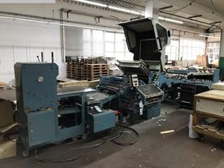 MBO K 76-6 SKTL Plegadoras de papel