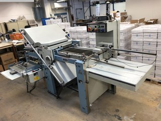 MBO T 49-4 Plegadoras de papel