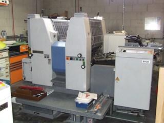 Ryobi 522 HXX 单张纸胶印机