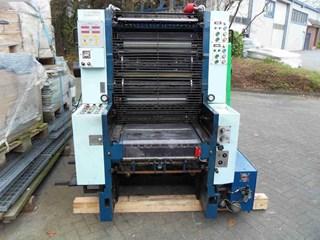Sakurai 258 EP Machines offset à feuilles