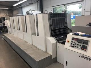 SAKURAI 572 ED II 单张纸胶印机
