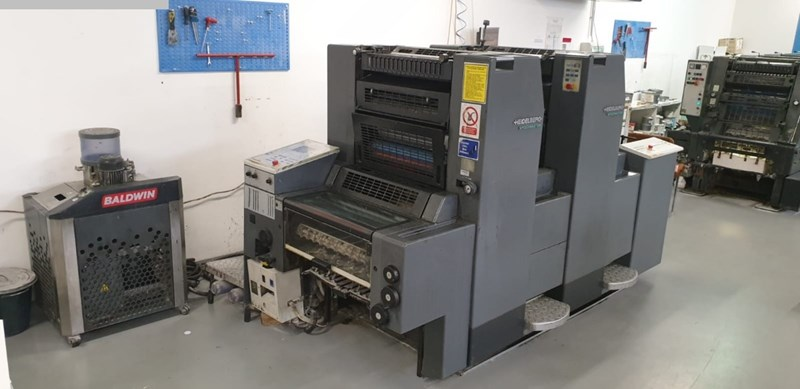 Show details for HEIDELBERG SM 52-2-P+Version