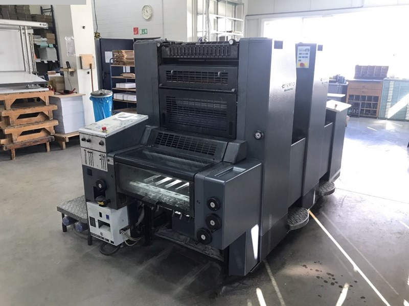 Show details for HEIDELBERG SM 52-2 +Version