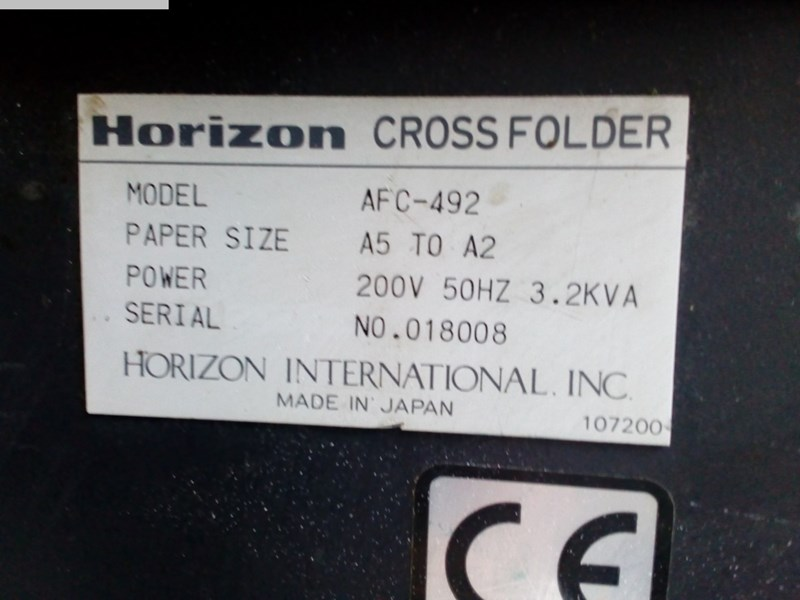 HORIZON AFC-492