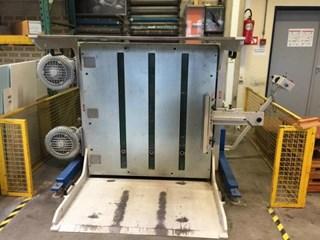 Baumann BSW 3-1000 LV Pile Turner / Elevator