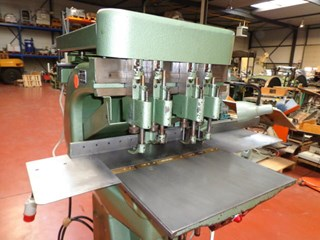 Hang 106 DTK 4 Paper drilling & punching