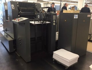 Heidelberg GTO 52 ZP-S+ Sheet Fed
