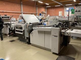 Heidelberg Stahlfolder KD 66 KL Folding Machines